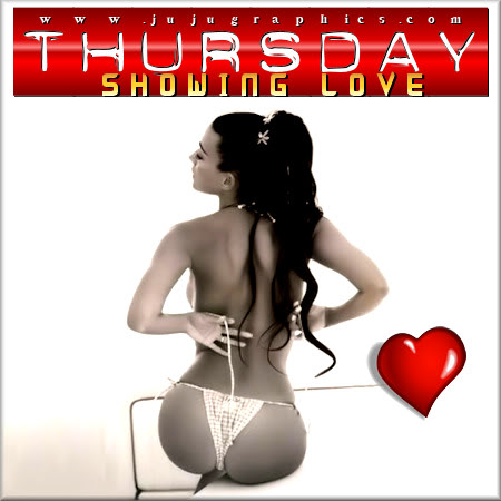 Thursday showing love 3