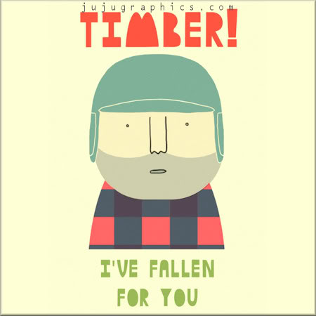 Timber Ive fallen for you