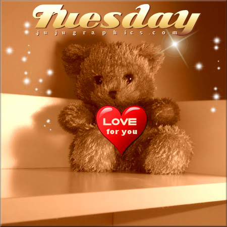 Tuesday Love for you