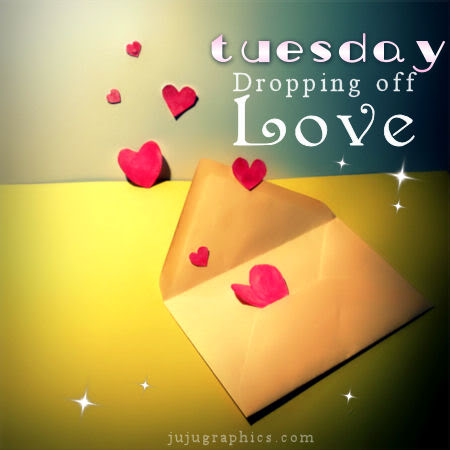 Tuesday dropping off love