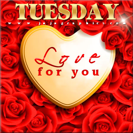 Tuesday love for you 5