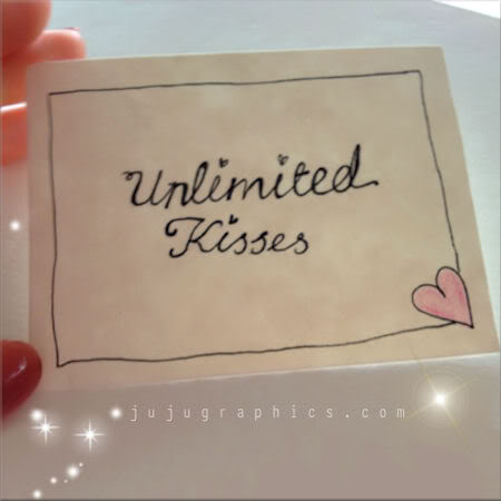 Unlimited kisses