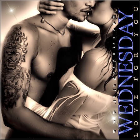Wednesday love for you