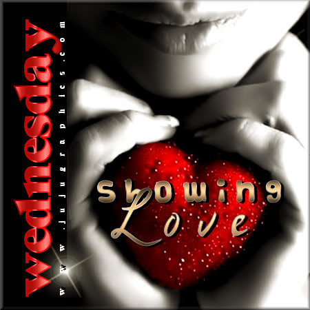 Wednesday showing love 2 1