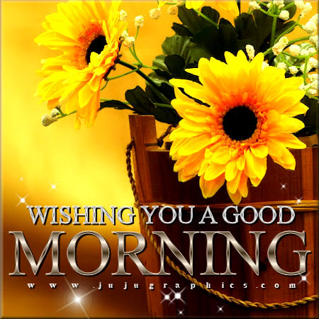 Wishing you a good morning 4