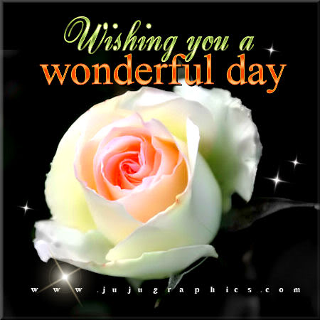 Wishing you a wonderful day 2