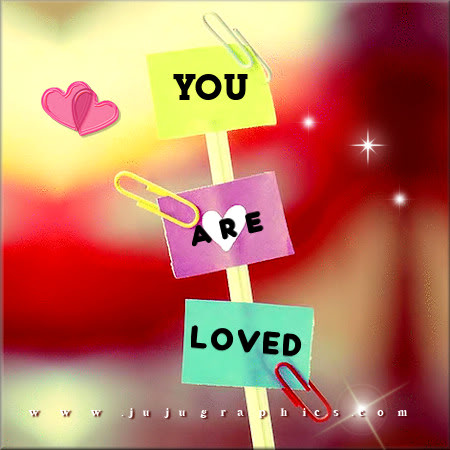 You are loved 1