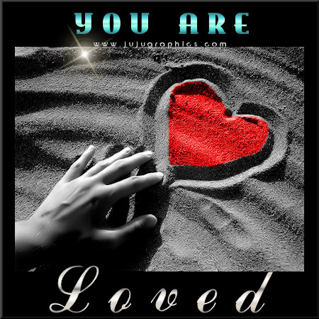 You are loved 3