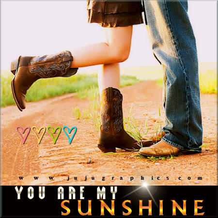 You are my sunshine 3095