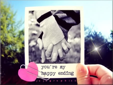 Youre my happy ending