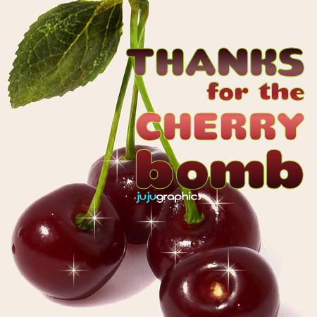 fubar thanks for the cherry bomb 1