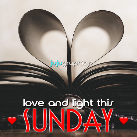 love and light this sunday