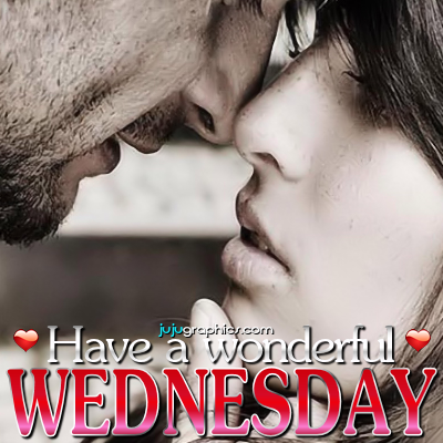Have a wonderful Wednesday 1