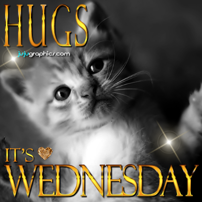 Hugs its Wednesday 1