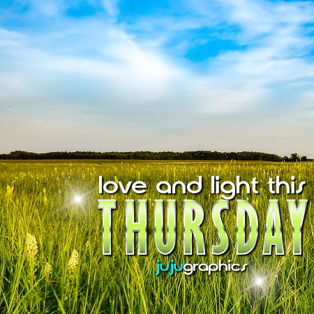 Love and Light this Thursday