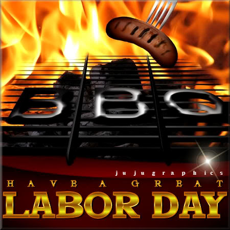 Have a Great Labor Day BBQ