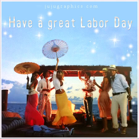 Have a Great Labor Day Beach Celebration