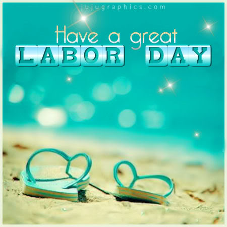 Have a Great Labor Day on the Beach