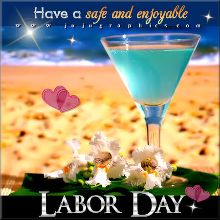 Have a Safe and Enjoyable Labor Day