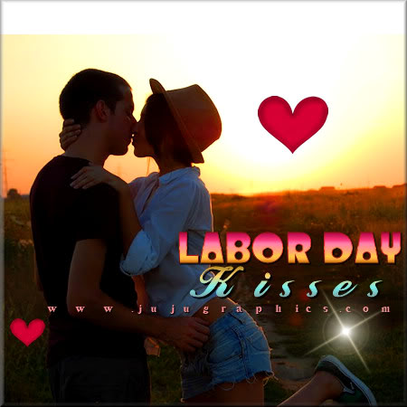 Labor Day Kisses