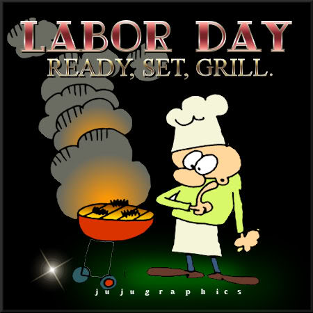 Labor Day Ready Set Grill