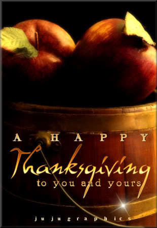 A Happy Thanksgiving to You and Yours 2