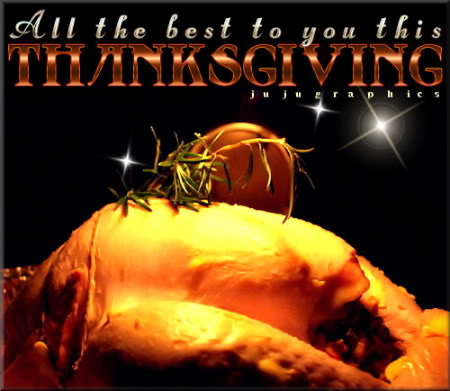 All the Best to You This Thanksgiving