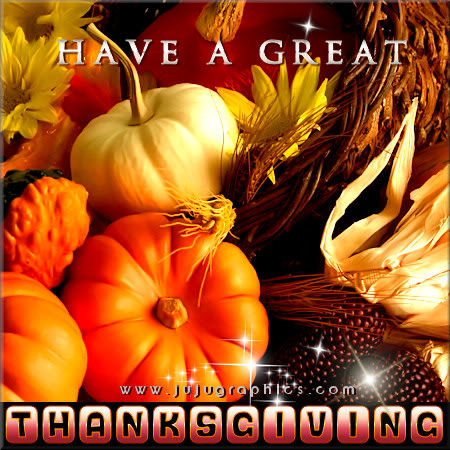 Have a Great Thanksgivinng
