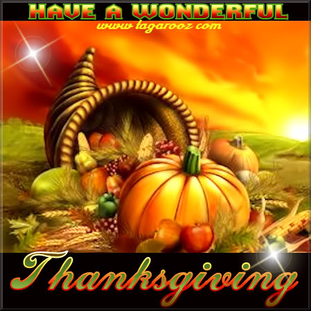 Have a Wonderful Thanksgiving 2