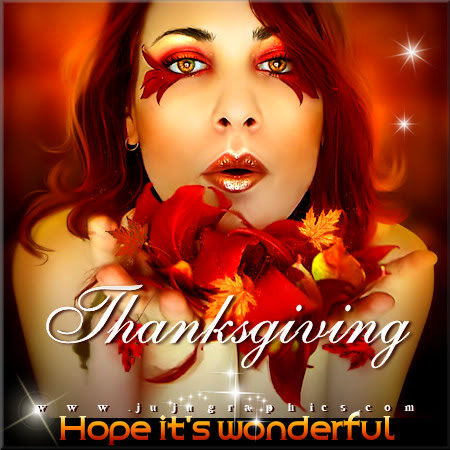 Thanksgiving Hope its Wonderful