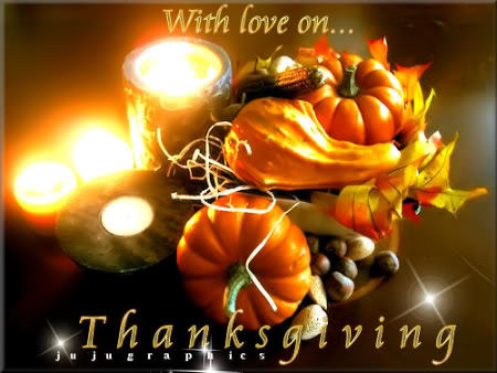 With Love on Thanksgiving