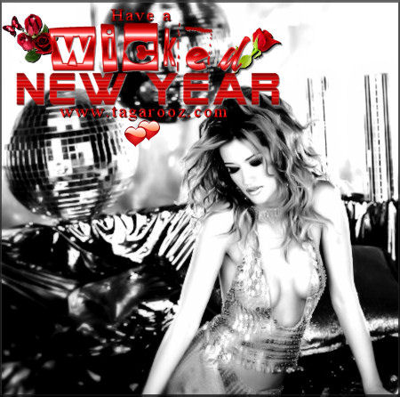 Have a wicked new year 2