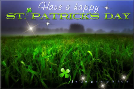 Have a Happy St Patricks Day