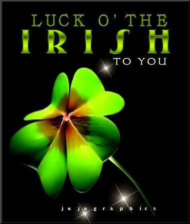 Luck O The Irish To You