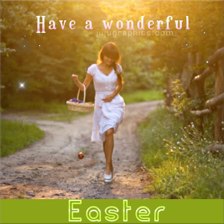 Have a Wonderful Easter