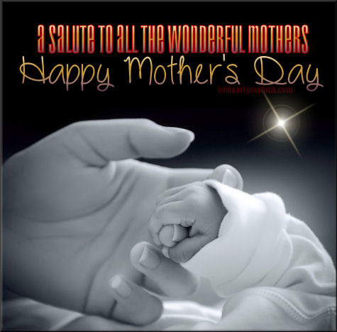 A Salute to All the Wonderful Mothers