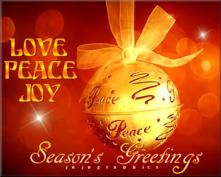 christmas love peace joy seasons greetings