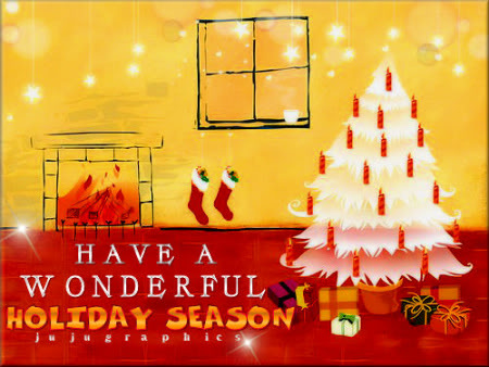 have a wonderful holiday season