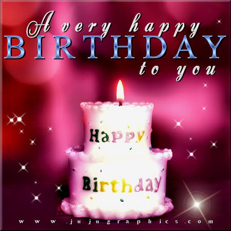 A Very Happy Birthday To You - Graphics, quotes, comments