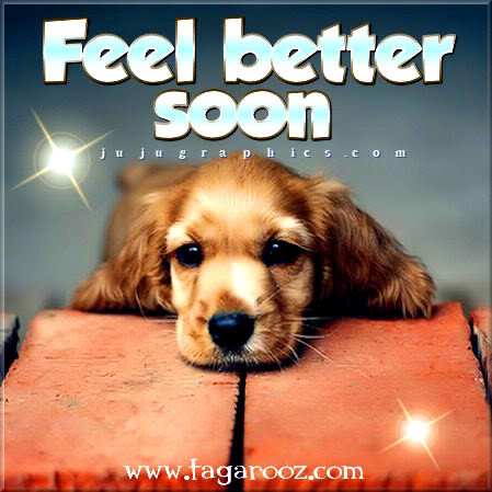 Feel better soon 4 - Graphics, quotes, comments, images