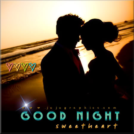 good night sweetheart 4 graphics quotes comments