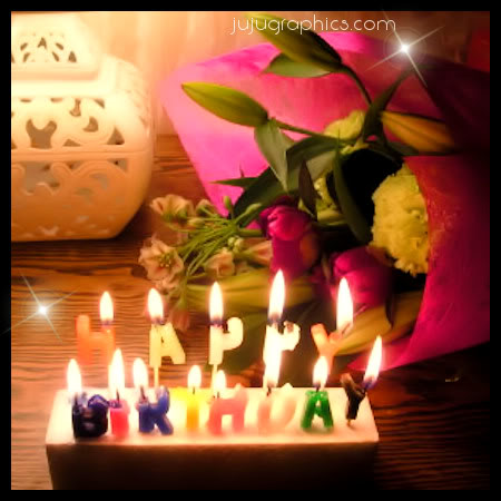 Happy Birthday - Graphics, quotes, comments, images