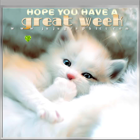 Have a great week 73 - Graphics, quotes, comments, images ...