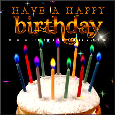 Have A Happy Birthday - Graphics, quotes, comments, images