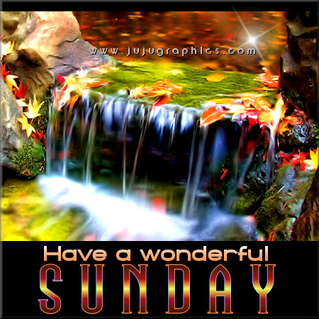 Have a wonderful Sunday 15 - Graphics, quotes, comments