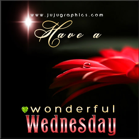 Have a wonderful Wednesday - JuJuGraphics