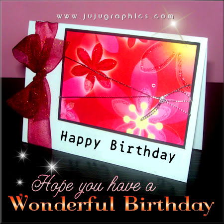 Hope You HAve A Wonderful Birthday - Graphics, quotes ...