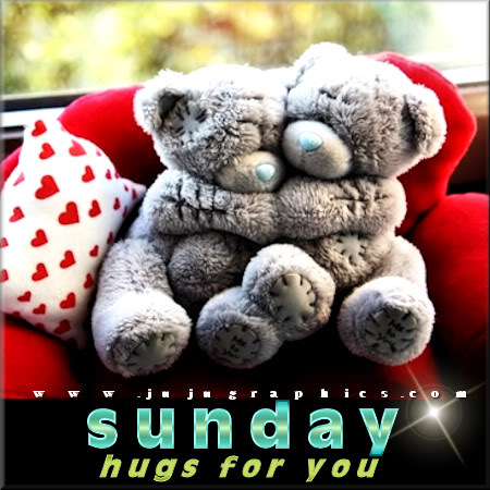 Sunday hugs for you 2 - Graphics, quotes, comments, images