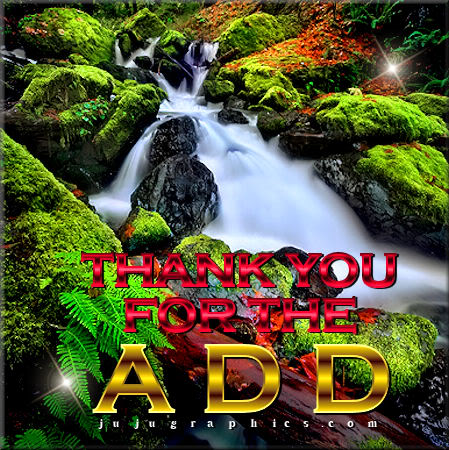 Thank you for the add 29 - Graphics, quotes, comments